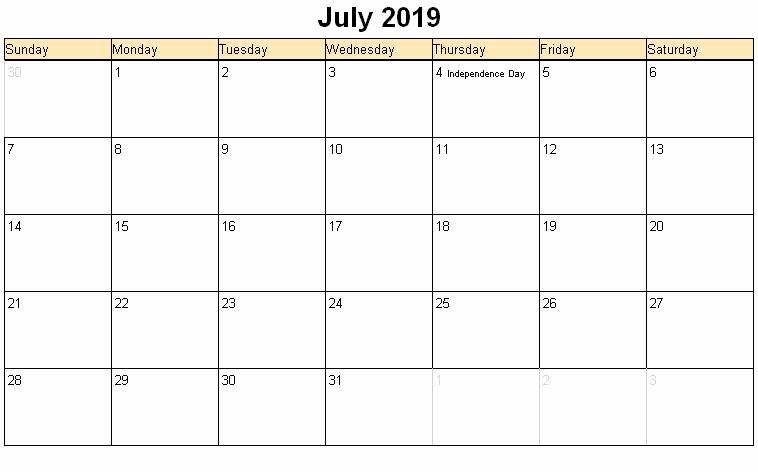 July 2019 Calendar Singapore With Holidays