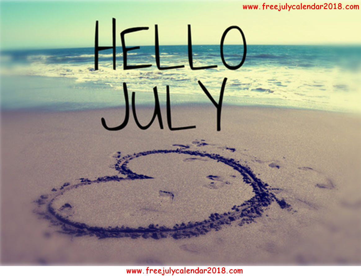 Hello July Photos