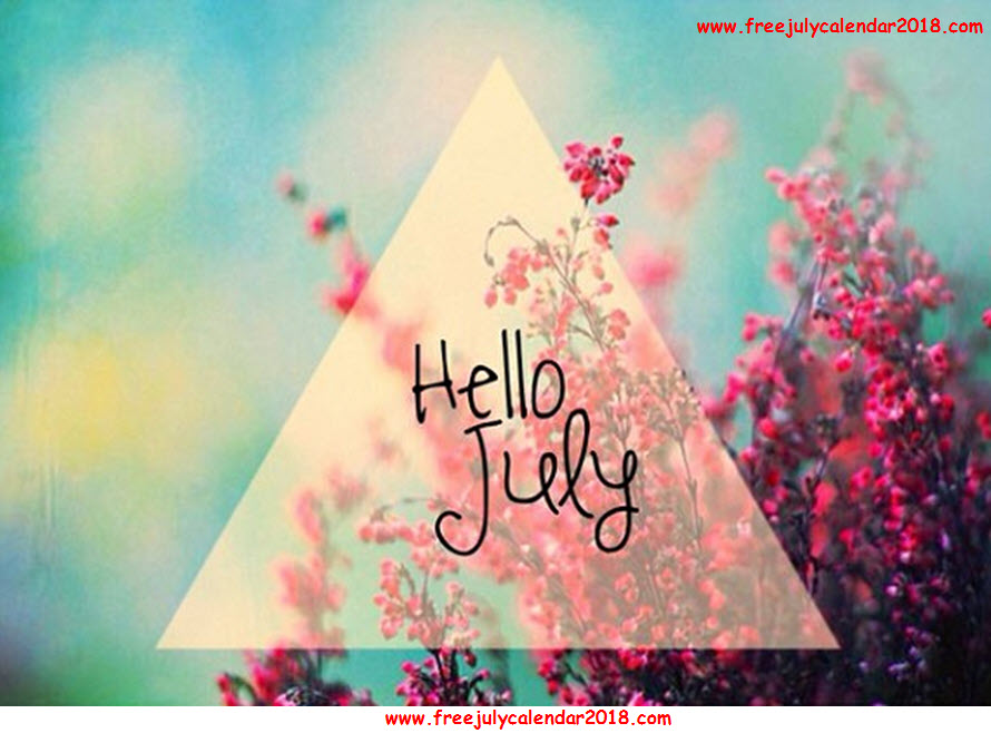 July Month Images