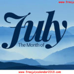 Welcome July Images, Pictures, Quotes, Flowers, Sayings, Photos For FB and Goodbye June Month