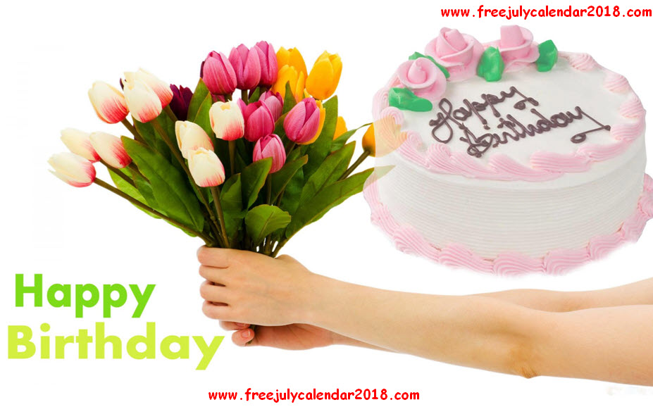 August Birthday Flowers