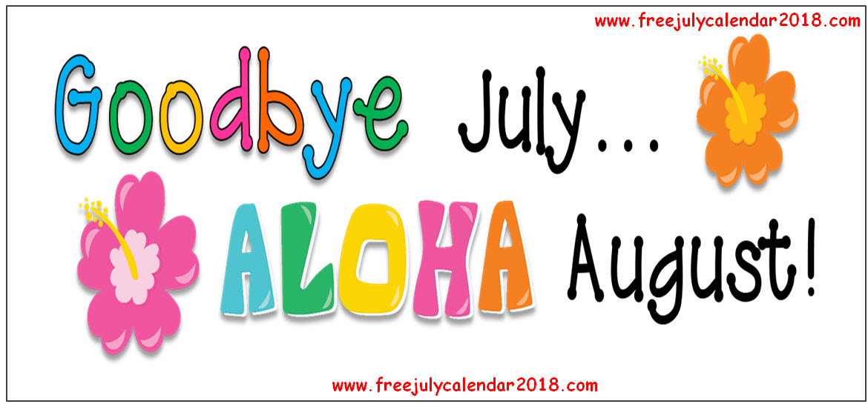 Goodbye July Images